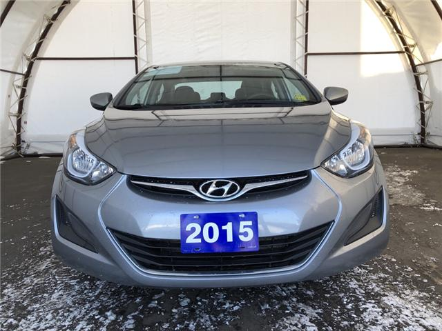 2015 Hyundai Elantra  (Stk: IU1258) in Thunder Bay - Image 2 of 12