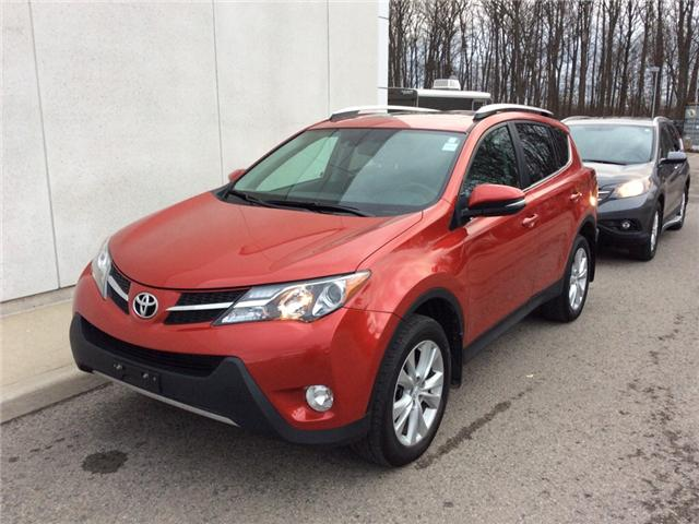 2015 Toyota RAV4 Limited (Stk: P3357) in Welland - Image 1 of 25