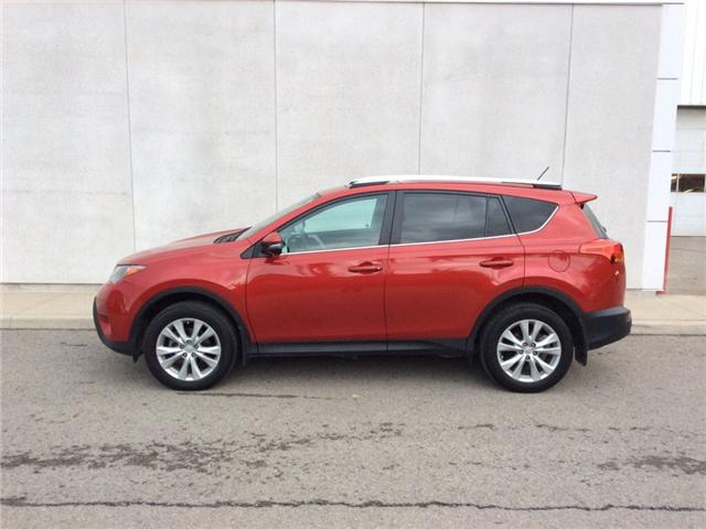 2015 Toyota RAV4 Limited (Stk: P3357) in Welland - Image 2 of 25