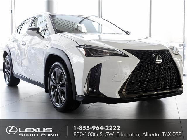 2019 Lexus UX 200 Base (Stk: L900293) in Edmonton - Image 1 of 24