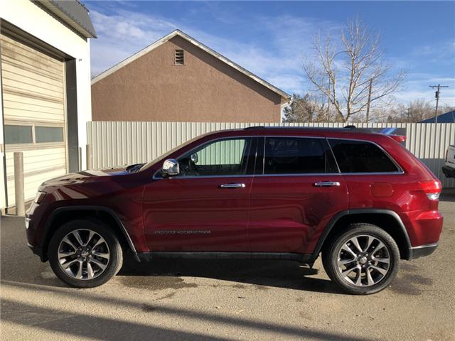 2017 Jeep Grand Cherokee Limited (Stk: 10448) in Fort Macleod - Image 2 of 24