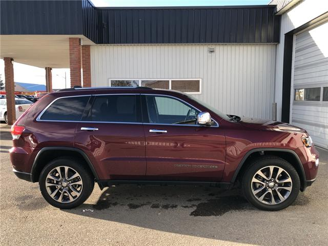 2017 Jeep Grand Cherokee Limited (Stk: 10448) in Fort Macleod - Image 7 of 24