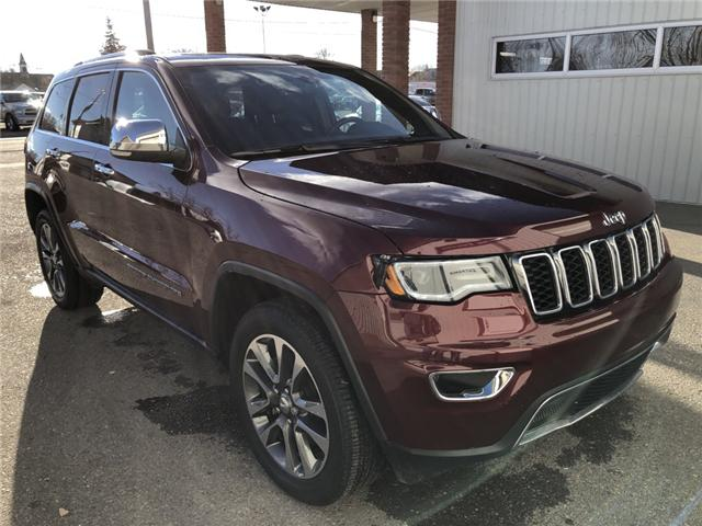 2017 Jeep Grand Cherokee Limited (Stk: 10448) in Fort Macleod - Image 8 of 24