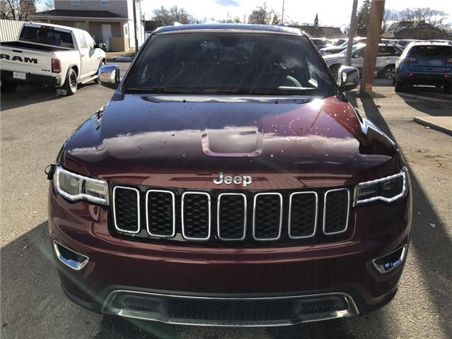 2017 Jeep Grand Cherokee Limited (Stk: 10448) in Fort Macleod - Image 9 of 24