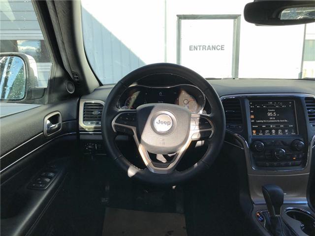 2017 Jeep Grand Cherokee Limited (Stk: 10448) in Fort Macleod - Image 13 of 24