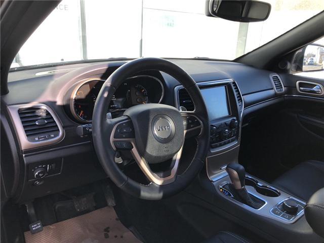 2017 Jeep Grand Cherokee Limited (Stk: 10448) in Fort Macleod - Image 14 of 24