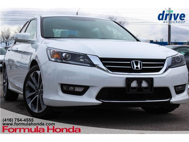 2015 Honda Accord Sport (Stk: B10883) in Scarborough - Image 1 of 26