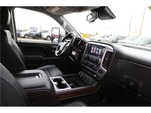 2018 GMC Sierra 3500HD SLT (Stk: 157238) in Medicine Hat - Image 11 of 14