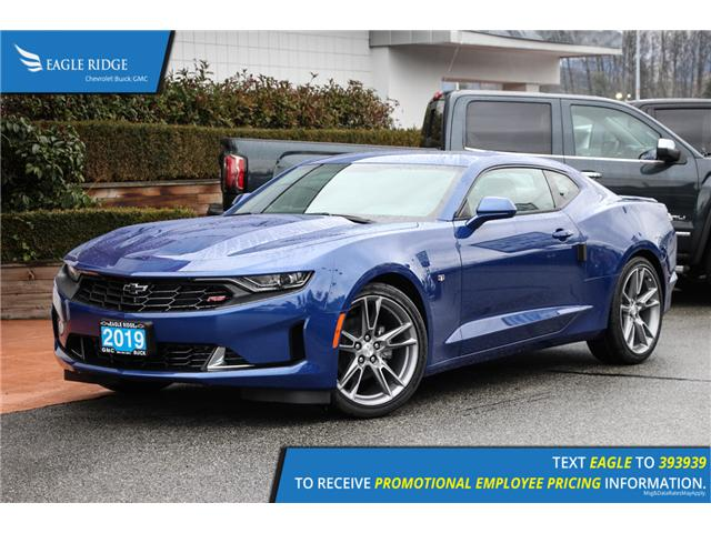 2019 Chevrolet Camaro 1LT (Stk: 93000A) in Coquitlam - Image 1 of 15