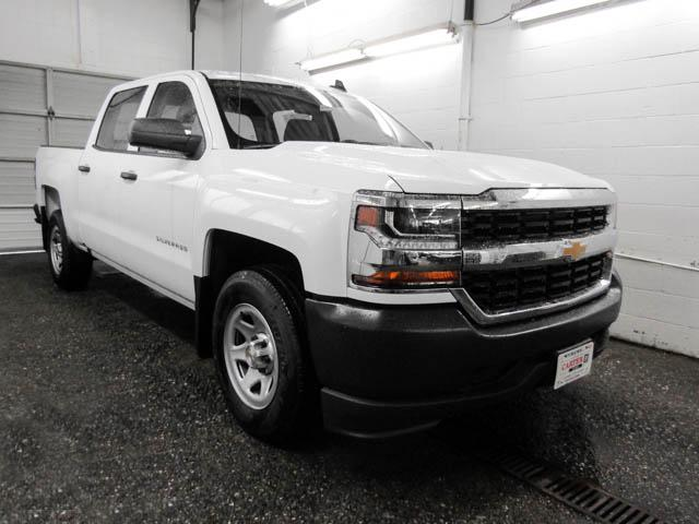 2018 Chevrolet Silverado 1500 WT (Stk: N8-99230) in Burnaby - Image 2 of 13