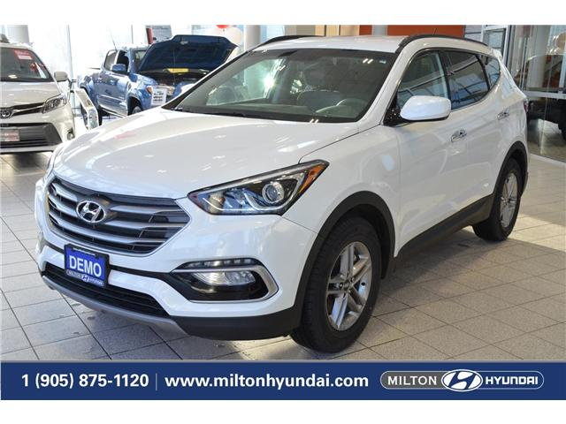2018 Hyundai Santa Fe Sport 2.4 Base (Stk: 523739) in Milton - Image 1 of 34