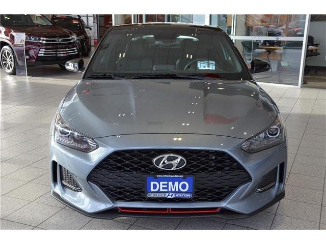 2019 Hyundai Veloster Turbo Tech (Stk: 004919) in Milton - Image 2 of 33