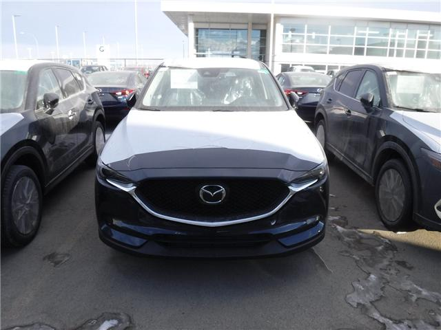 2019 Mazda CX-5 Signature (Stk: M1949) in Calgary - Image 1 of 1