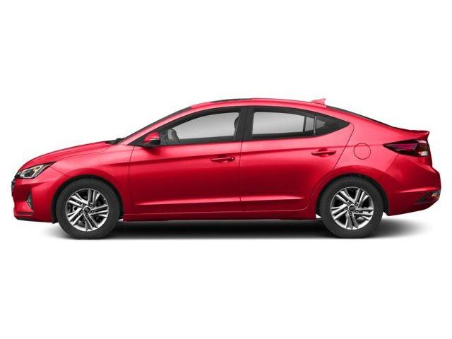 2019 Hyundai Elantra Luxury (Stk: 807628) in Whitby - Image 2 of 9