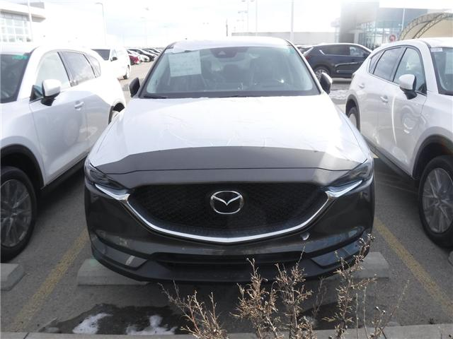2019 Mazda CX-5 Signature (Stk: M1950) in Calgary - Image 1 of 1