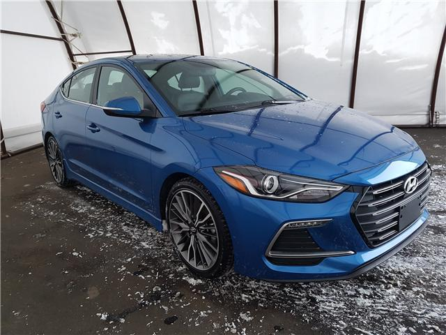 2018 Hyundai Elantra  (Stk: 1817511) in Thunder Bay - Image 1 of 14