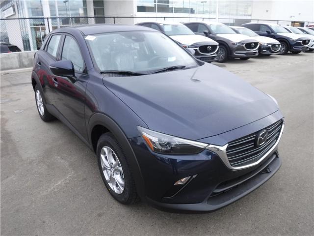 2019 Mazda CX-3 GS (Stk: M1946) in Calgary - Image 1 of 5