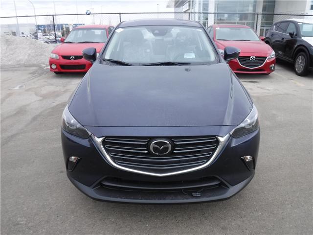 2019 Mazda CX-3 GS (Stk: M1946) in Calgary - Image 2 of 5
