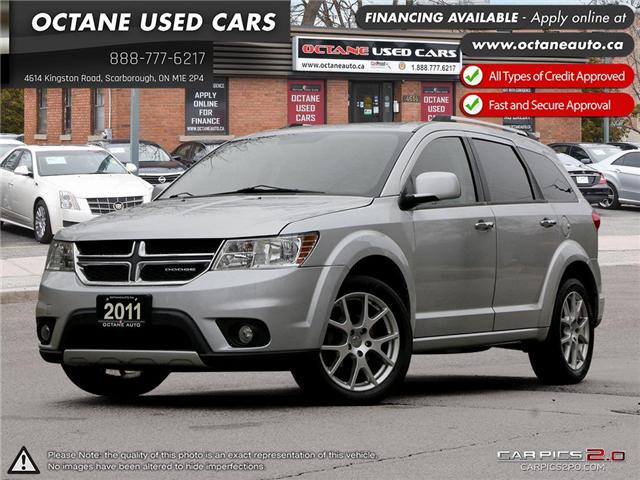 2011 Dodge Journey R/T (Stk: ) in Scarborough - Image 1 of 27