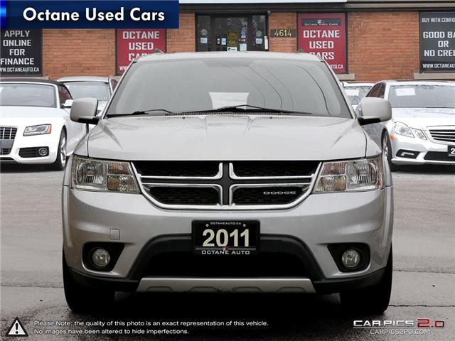 2011 Dodge Journey R/T (Stk: ) in Scarborough - Image 2 of 27