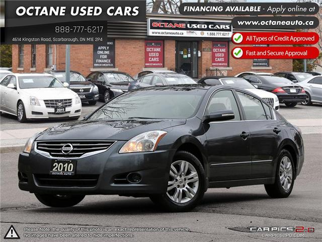 2010 Nissan Altima 2.5 S (Stk: ) in Scarborough - Image 1 of 27