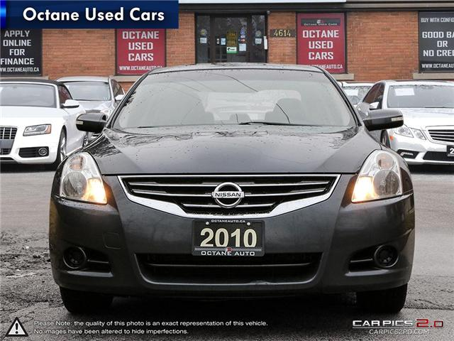 2010 Nissan Altima 2.5 S (Stk: ) in Scarborough - Image 2 of 27