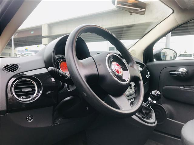 2013 Fiat 500 Pop (Stk: LF009390A) in Surrey - Image 14 of 26