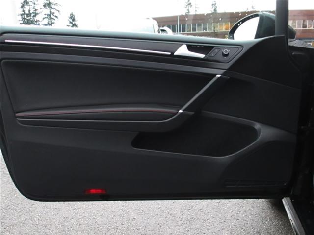 2015 Volkswagen Golf GTI 3-Door Autobahn (Stk: VW0754) in Surrey - Image 7 of 22