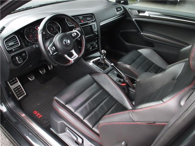 2015 Volkswagen Golf GTI 3-Door Autobahn (Stk: VW0754) in Surrey - Image 8 of 22