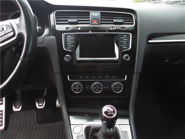 2015 Volkswagen Golf GTI 3-Door Autobahn (Stk: VW0754) in Surrey - Image 12 of 22