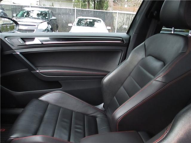 2015 Volkswagen Golf GTI 3-Door Autobahn (Stk: VW0754) in Surrey - Image 13 of 22