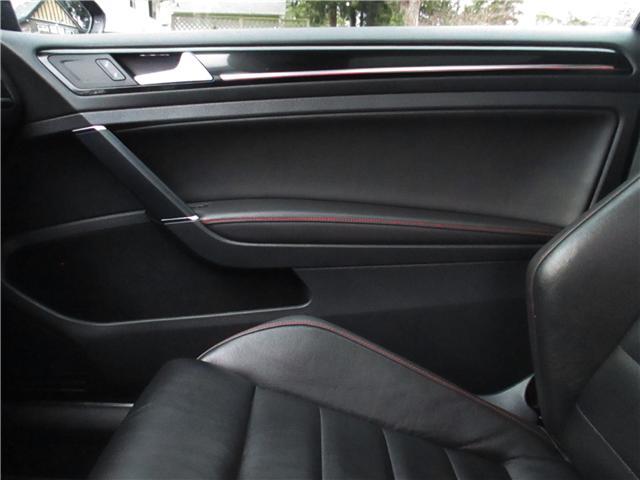 2015 Volkswagen Golf GTI 3-Door Autobahn (Stk: VW0754) in Surrey - Image 14 of 22