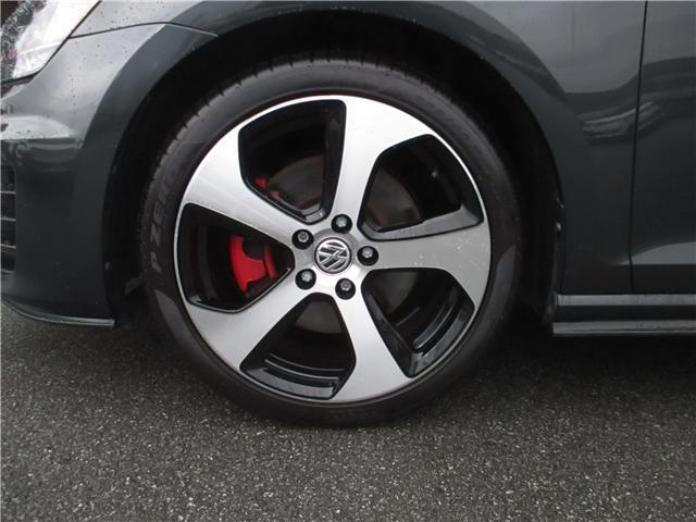 2015 Volkswagen Golf GTI 3-Door Autobahn (Stk: VW0754) in Surrey - Image 16 of 22