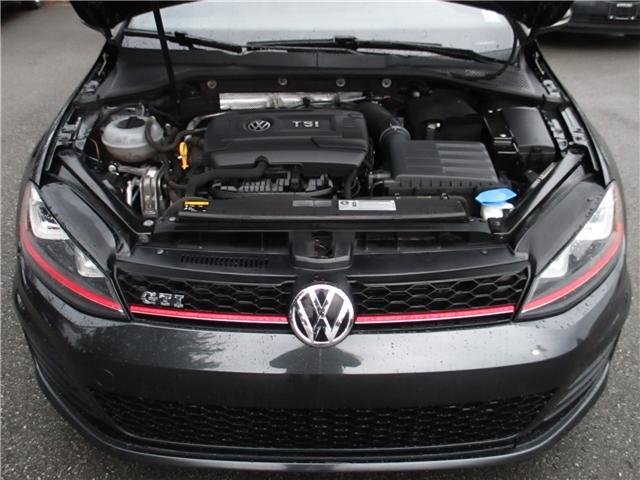 2015 Volkswagen Golf GTI 3-Door Autobahn (Stk: VW0754) in Surrey - Image 20 of 22