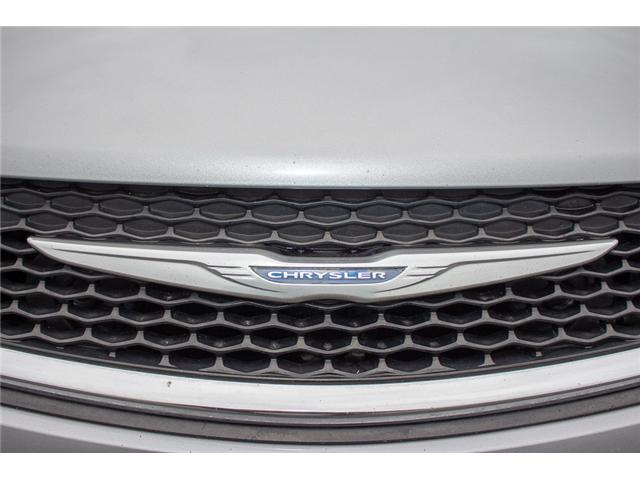 2015 Chrysler 200 Limited (Stk: EE896890A) in Surrey - Image 7 of 25