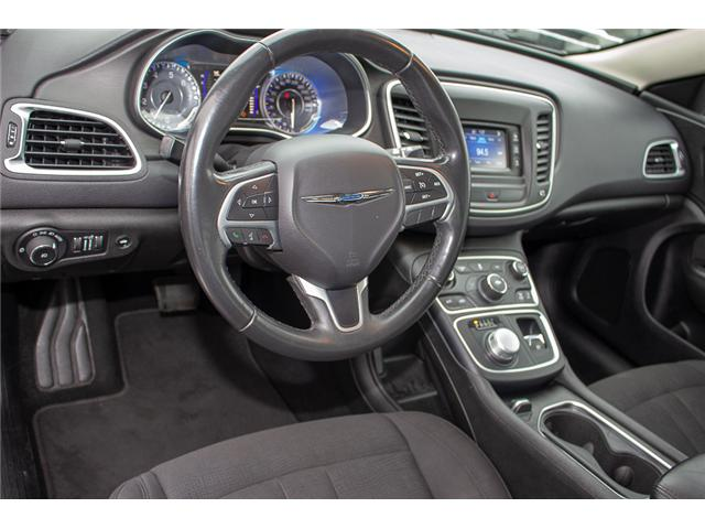 2015 Chrysler 200 Limited (Stk: EE896890A) in Surrey - Image 9 of 25