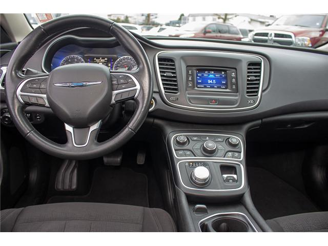 2015 Chrysler 200 Limited (Stk: EE896890A) in Surrey - Image 12 of 25