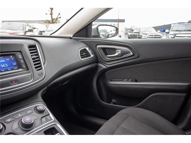 2015 Chrysler 200 Limited (Stk: EE896890A) in Surrey - Image 24 of 25
