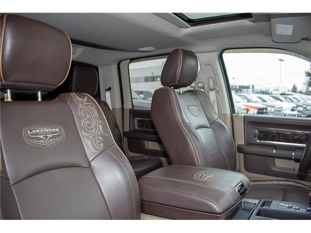 2012 RAM 1500 Laramie Longhorn/Limited Edition (Stk: EE899090A) in Surrey - Image 19 of 29