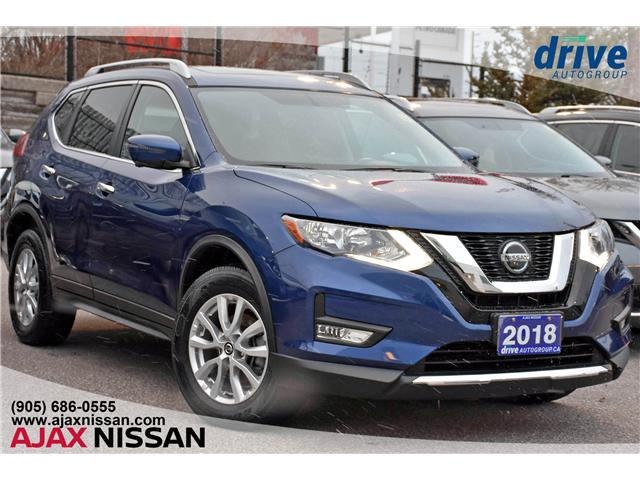 2018 Nissan Rogue SV (Stk: P4064) in Ajax - Image 1 of 29