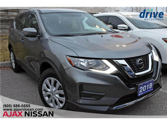 2018 Nissan Rogue S (Stk: P4065) in Ajax - Image 1 of 23