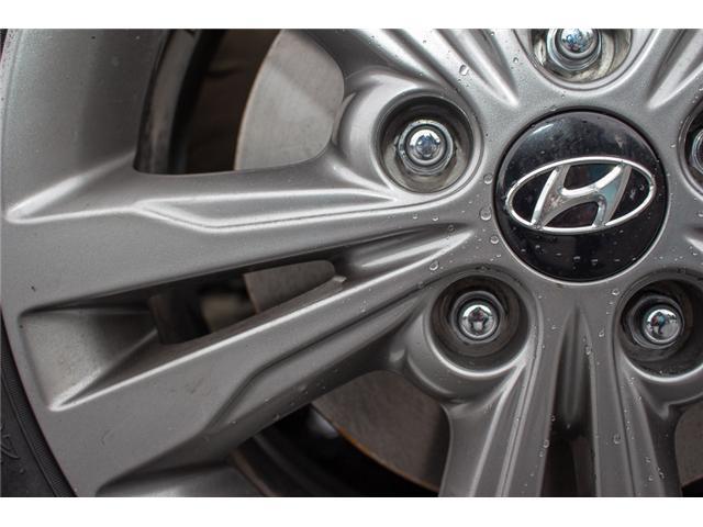 2017 Hyundai Elantra GL (Stk: P73706) in Surrey - Image 9 of 28