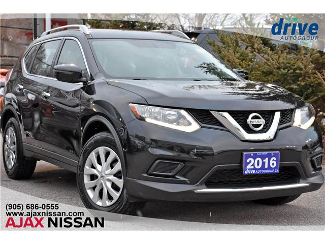 2016 Nissan Rogue S (Stk: P4032RA) in Ajax - Image 1 of 22