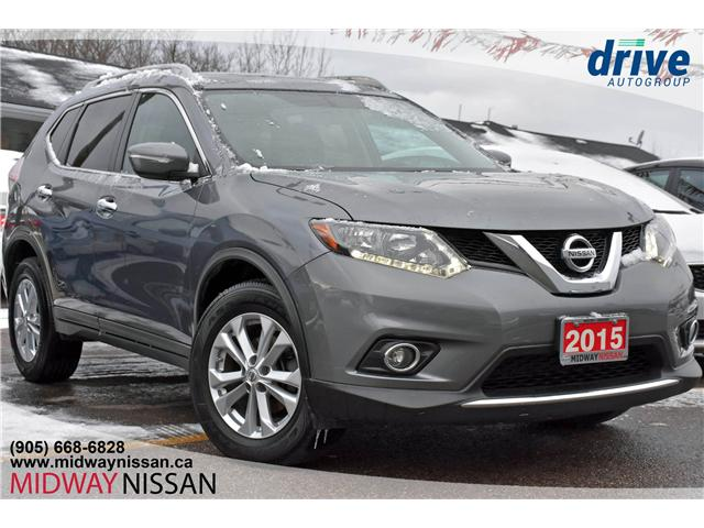 2015 Nissan Rogue SV (Stk: KC742351A) in Whitby - Image 1 of 29