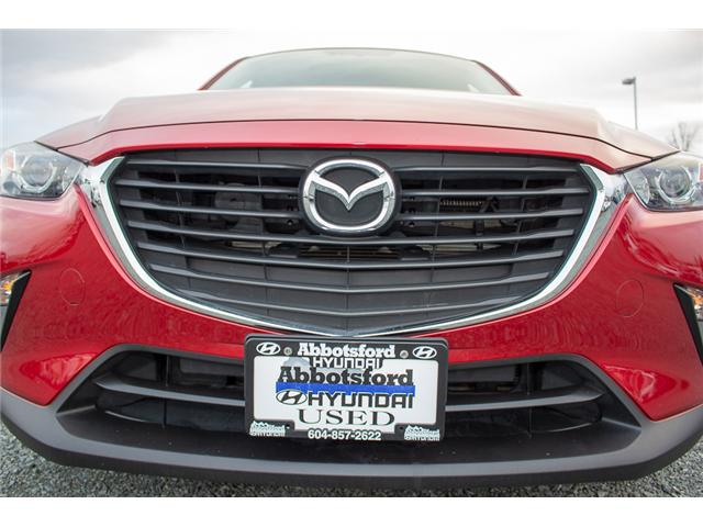 2016 Mazda CX-3 GS (Stk: AH8794) in Abbotsford - Image 8 of 28
