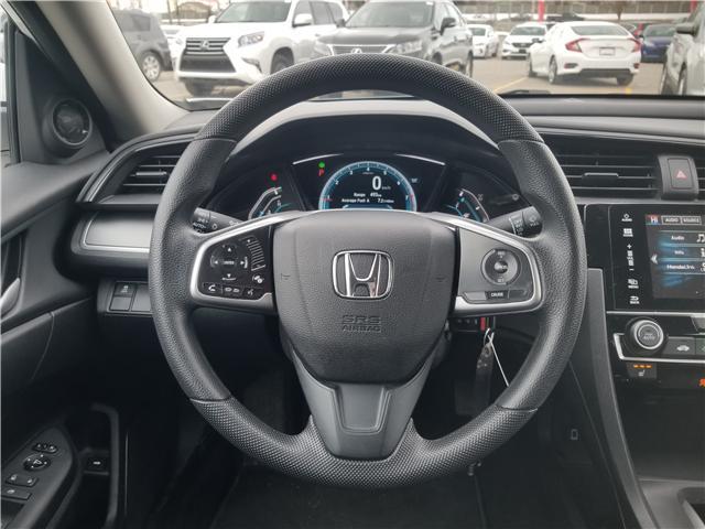 2018 Honda Civic LX (Stk: U194005) in Calgary - Image 7 of 24
