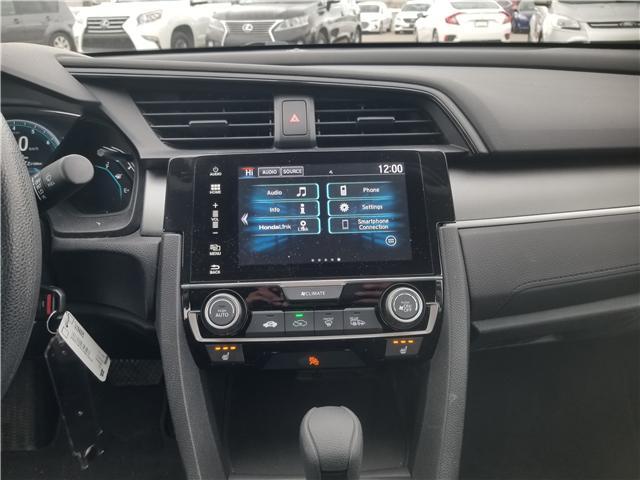 2018 Honda Civic LX (Stk: U194005) in Calgary - Image 8 of 24