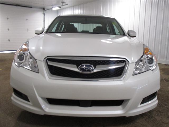 2012 Subaru Legacy 3.6R Limited Package (Stk: 1835601) in Regina - Image 2 of 23