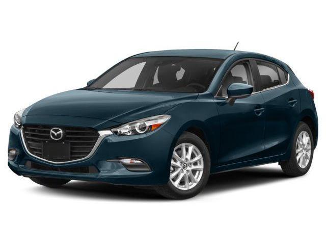 2018 Mazda Mazda3  (Stk: P6796) in Barrie - Image 1 of 9