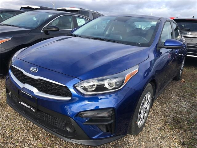 2019 Kia Forte LX (Stk: 902031) in Burlington - Image 1 of 5